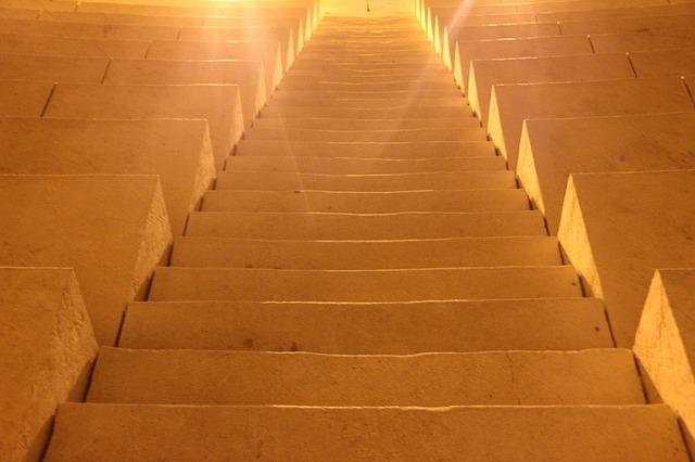 Oude trap renoveren