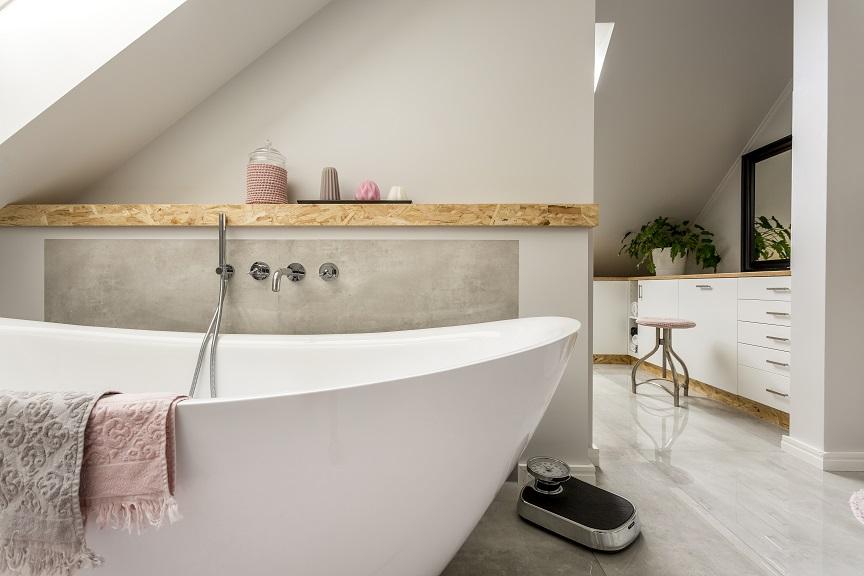 ruimte badkamer