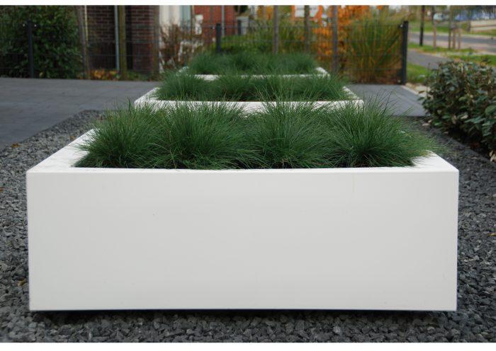 Wat zijn de voor- en nadelen van een polyester plantenbak