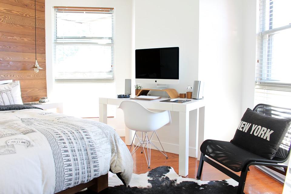 nieuwe meubelen