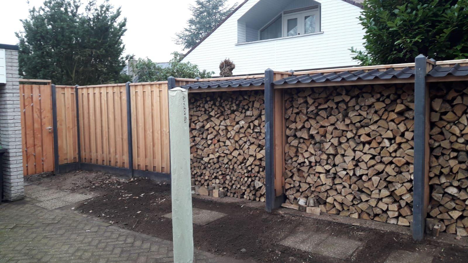 beton hout