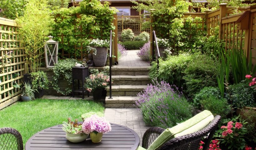 Inrichten van je tuin; waar begin je?