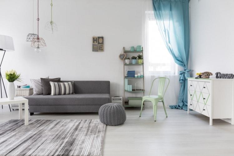 gordijnen woonkamer