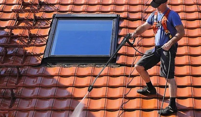 Waarom kiezen hogedrukreiniging van jouw woning