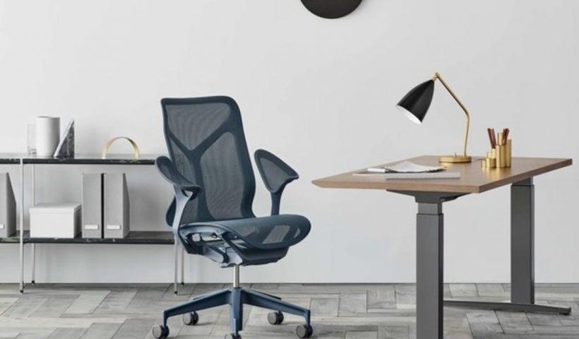 De ideale werkplek richt je in met circulaire kantoormeubelen