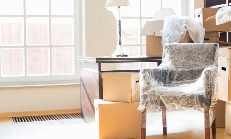 De voordelen van het opslaan van meubels
