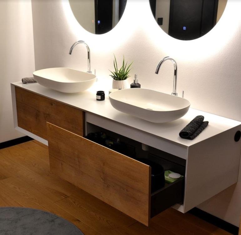 Kies voor Solid Surface sanitair in je badkamer