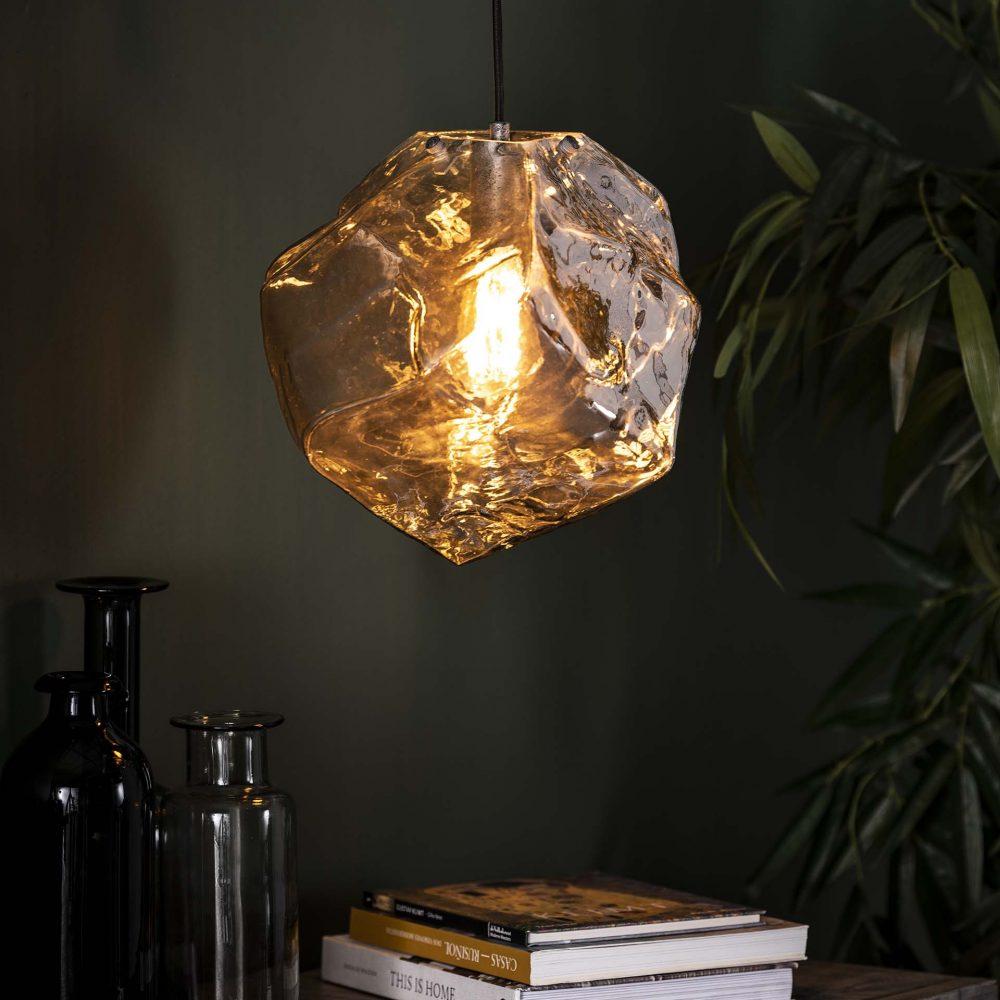 hanglamp van gaas