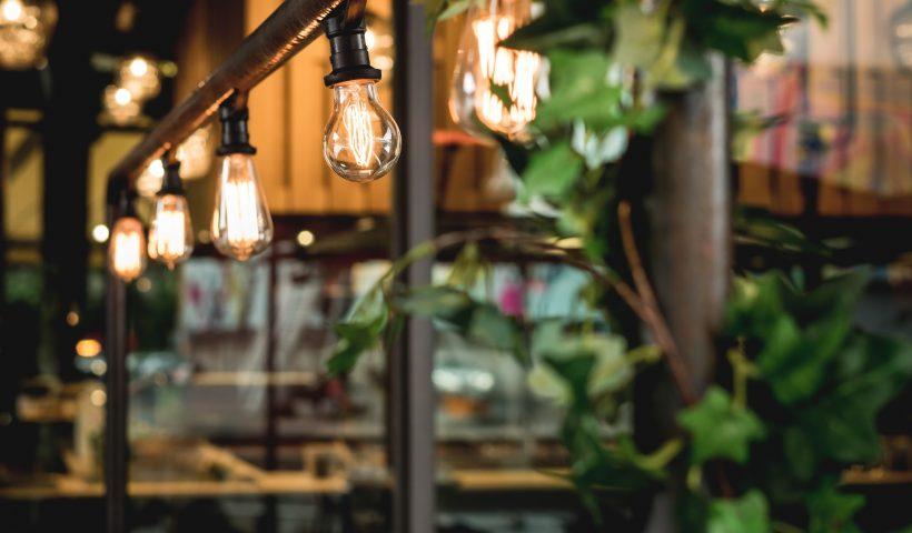 LED verlichting buitenshuis?