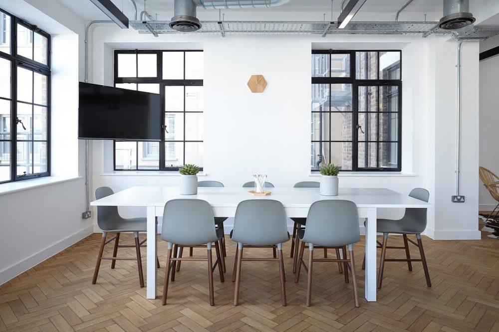 Waar moet je op letten bij kantoorinrichting